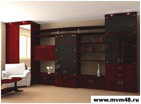 мебель для гостиной заказать липецк